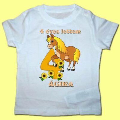 Szülinapi pólók gyerekeknek