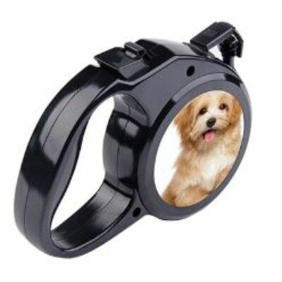 Fényképes kutyapóráz