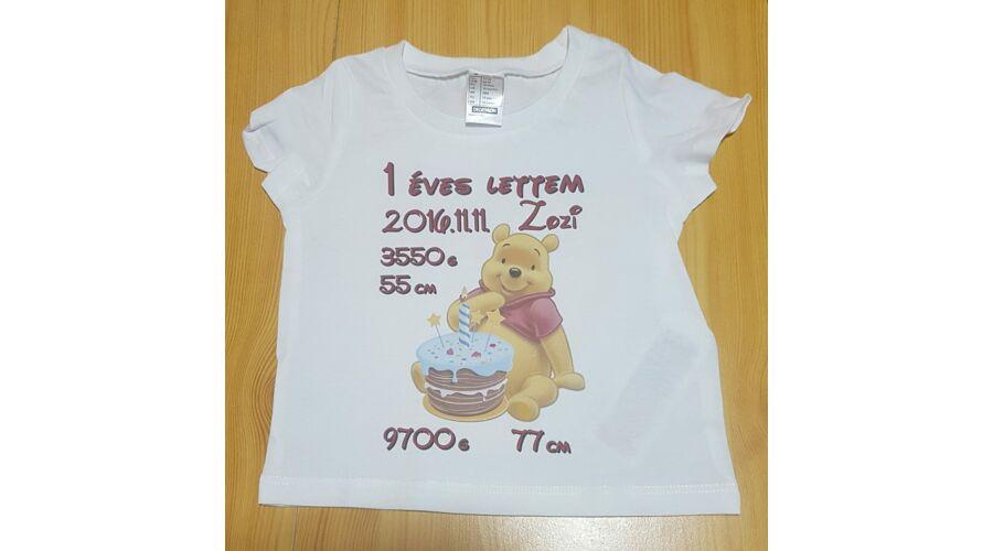 4b8fcf4335 Szülinapi pólók gyerekeknek - Bodyk / Pólók - Ajándék paradicsom ...